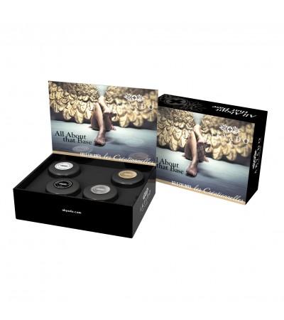 Gel coloré Créationnelles Collection CreaBOX All About that Base· 5g et 15g