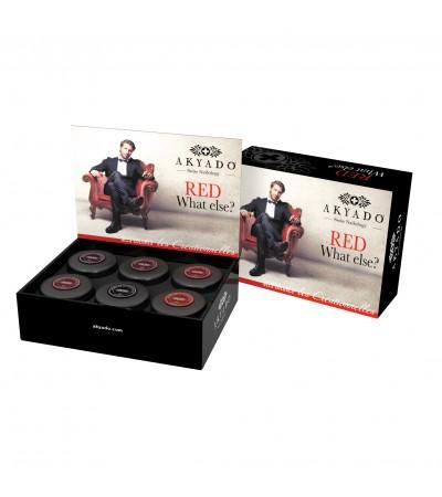 Gel coloré Créationnelles Collection CreaBOX Red · 5g et 15g