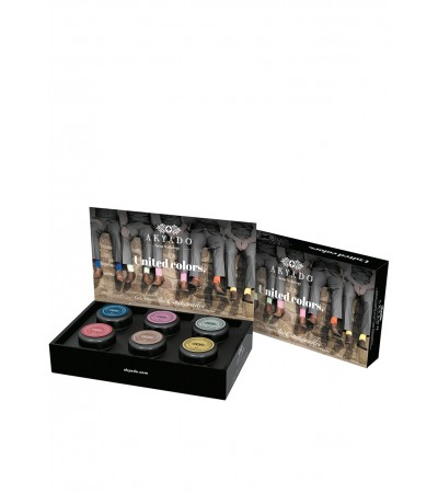 Gel coloré Créationnelles Collection CreaBOX United Colors · 5g