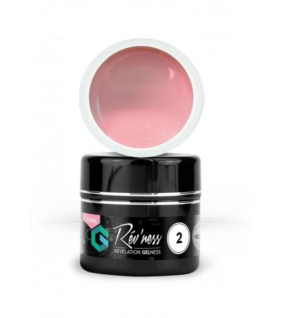 Gel Rév'ness Pink · 50g · 100g · 300g