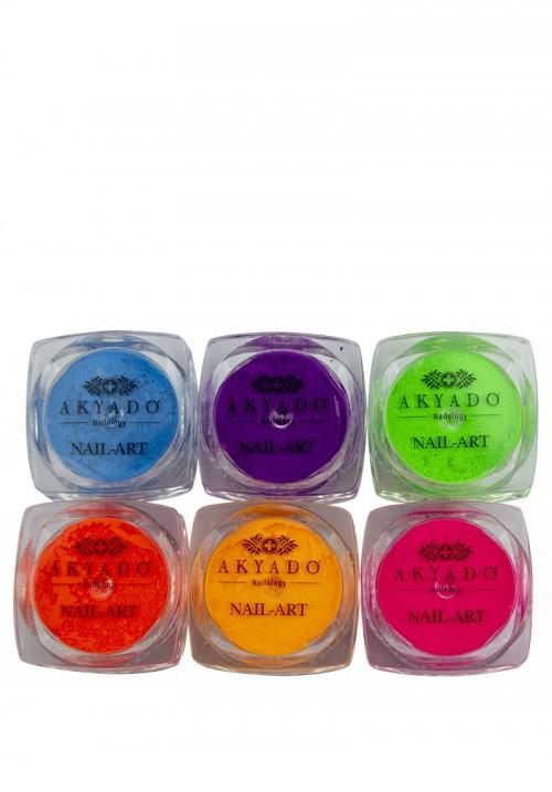 Smoke Powder (kit 6 couleurs)