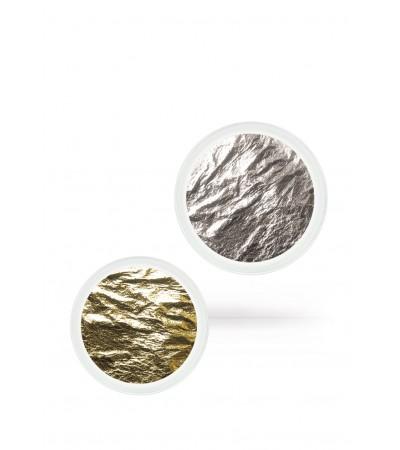 Feuilles · gold ou silver