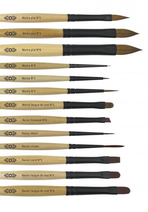 Kit Art - 13 Pinceaux