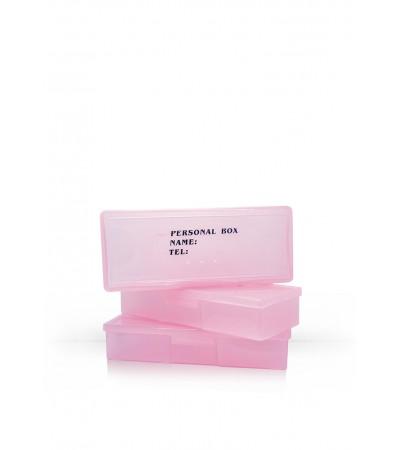 Boîtes en plastique pour clientes · 5pcs