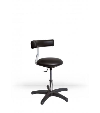 Chaise noire Smart
