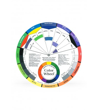 Color wheel · 1 pce