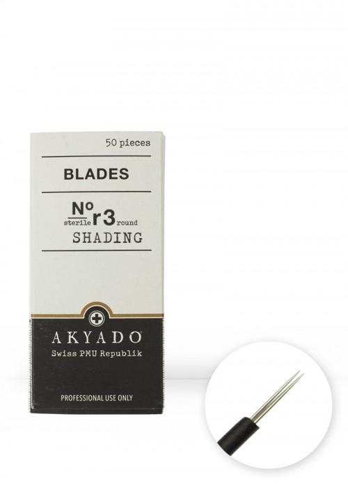 Blades N°r3 shading · 50 pcs