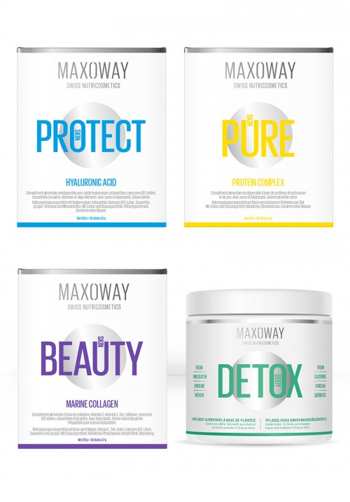 Body detox / Skin Beauty / Skin Protect / Skin Pure