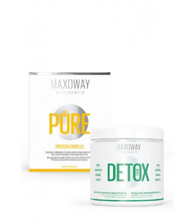 Pack Body Detox & Skin Pure