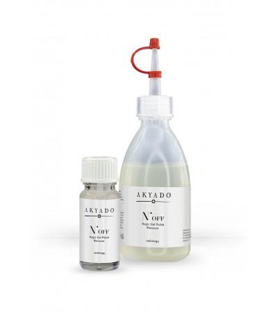 N-Off gel polish magic remover · 10ml ou 100ml