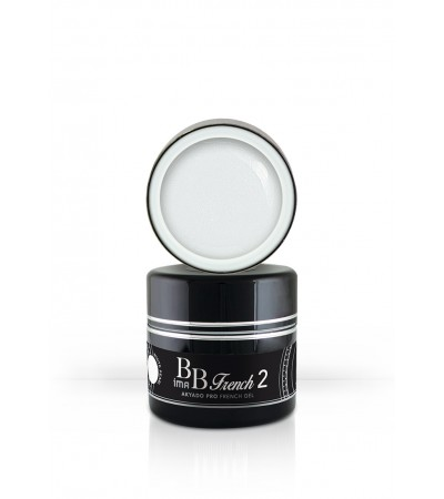 Gel Ima BB French White Pearl · 50g