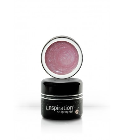Gel Inspiration Clear Pink Electric D · 50g