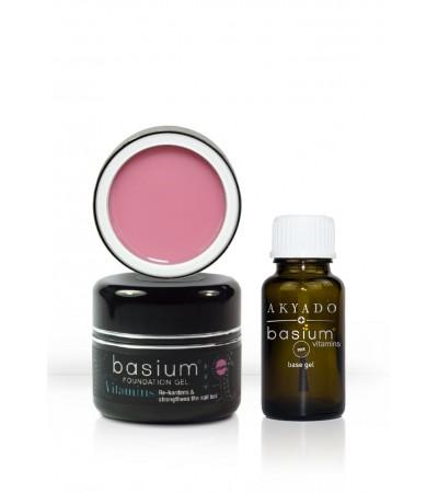 Gel Basium Vitamins B 15g · 50g, 100gr ou 300gr