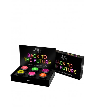 Gel coloré Créationnelles Collection CreaBOX Back To THe Future · 5g