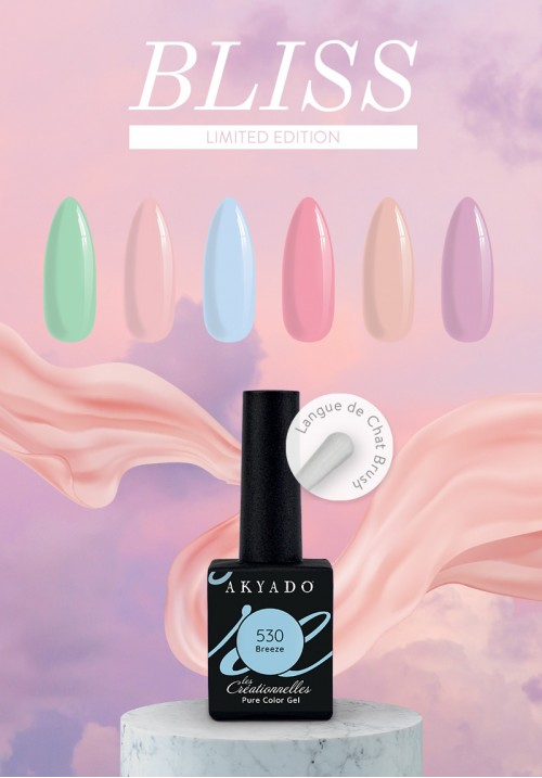 Gel coloré Créationnelles Collection Bliss · 7.5g