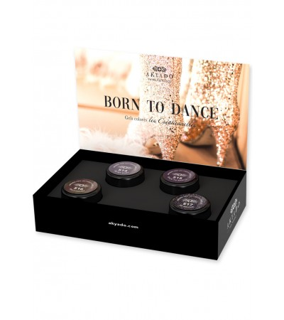 Gel coloré Créationnelles Collection CréaBOX  Born To Dance · 5g