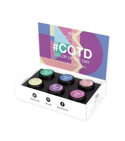 Gel coloré Créationnelles CreaBOX #COTD · 5g