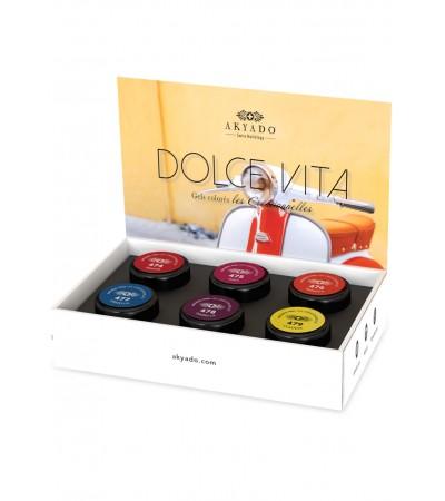 Gel coloré Créationnelles CreaBOX Dolce Vita · 5g