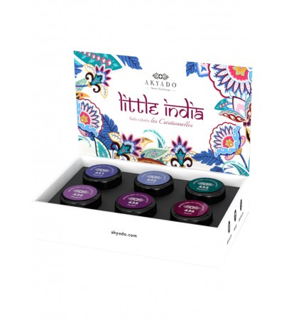 Gel coloré Créationnelles CreaBOX Little India · 5g