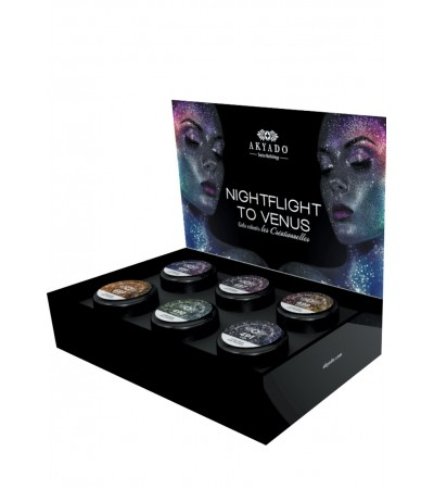 Gel coloré Créationnelles CreaBOX Nightflight to Venus · 5g