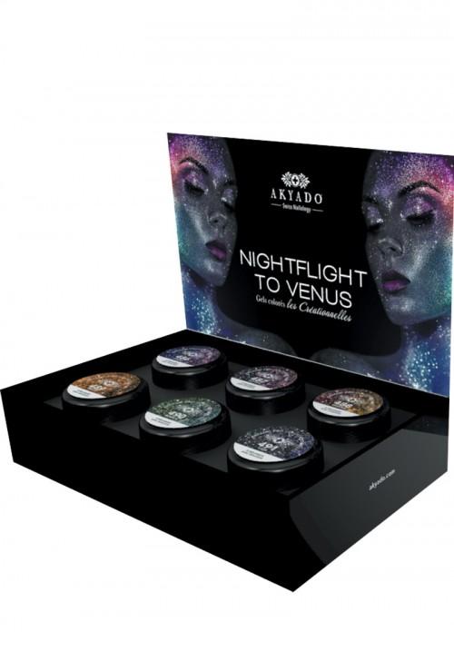 Gel coloré Créationnelles CreaBOX Nightflight to Venus · 5g