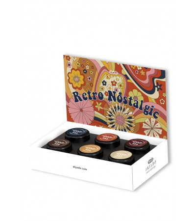 Gel coloré Créationnelles Collection CreaBOX Retro Nostalgic · 5g