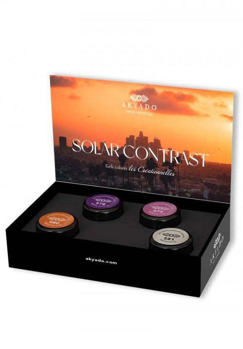 Gel coloré Créationnelles Collection CréaBOX Solar Contrast · 5g