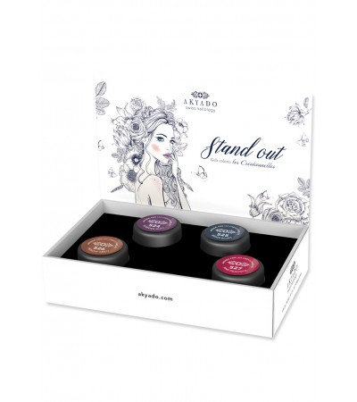 Gel coloré Créationnelles Collection CréaBOX  Stand Out · 5g