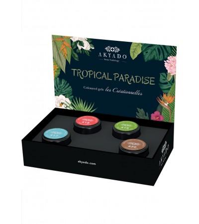 Gel coloré Créationnelles Collection CréaBOX Tropical Paradise · 5g