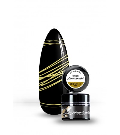 Gel Coloré Spider - 004 Gold · 5g