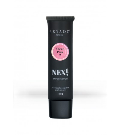 Next - Tripolymer Clear Pink · 50g