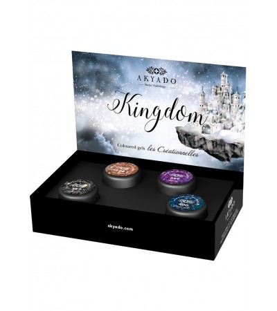 Gel coloré Créationnelles CreaBOX Collection Kingdom · 5g