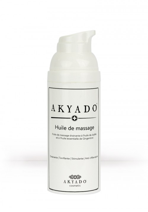 Huile de massage drainante 50 ml