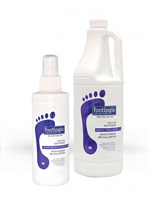 Professional Callus Softener 180ml ou 946ml