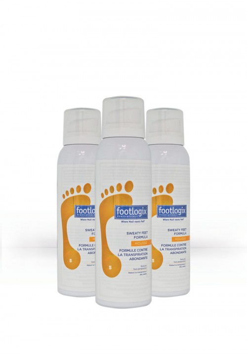 Sweaty Feet Formula 3x125ml
